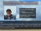 Seminar – Dave Kimbrough