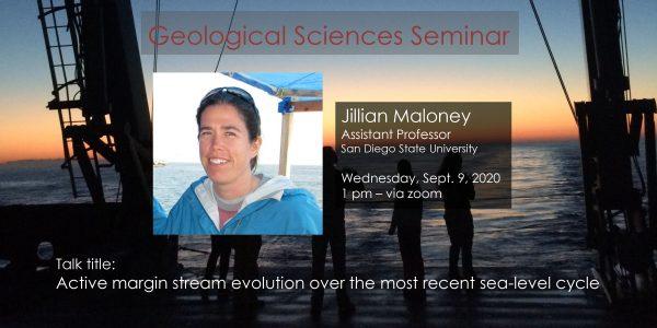 Seminar – Jillian Maloney