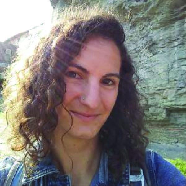 Valerie Sahakian smiling