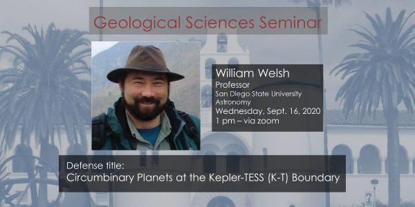 Seminar – William Welsh