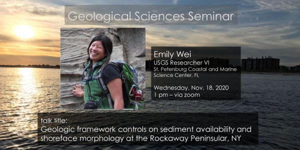 Seminar – Emily Wei