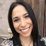 Ariella Goldstein smiling