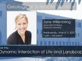 Seminar – Jane Willenbring