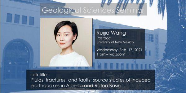 Seminar – Ruijia Wang