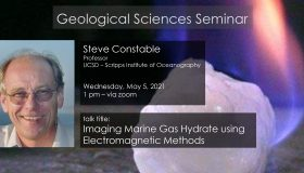 Seminar – Steve Constable
