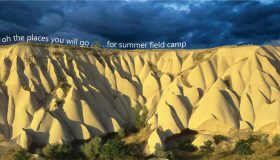 Summer field camp…what a great thing!