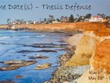 Save the Date(s) – Spring '21 Thesis Defense