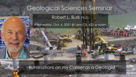 Seminar – Robert Burk
